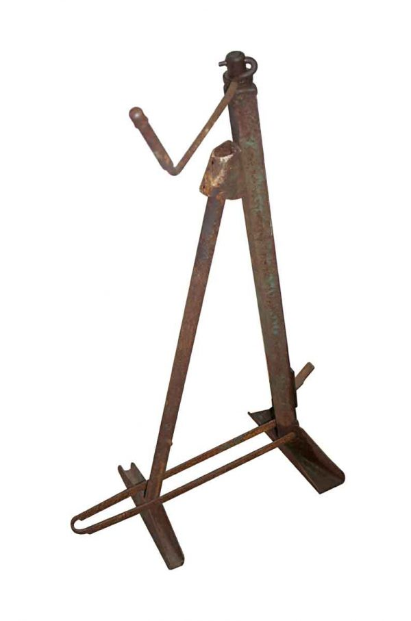 Industrial - Vintage Cast Iron Jack