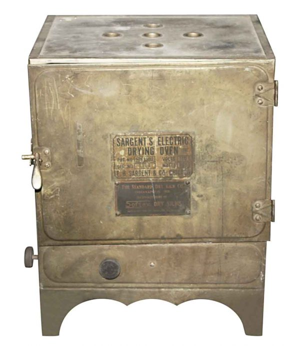 Kitchen - Antique Sargent's Electric Drying Oven