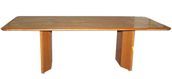 Kitchen & Dining - Modern Racetrack 7.5 ft Dining Conference Table