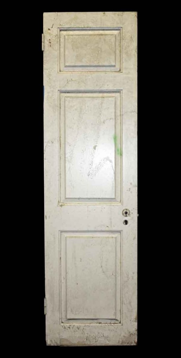 Standard Doors - Antique 3 Pane Wood Passage Door 82.25 x 23