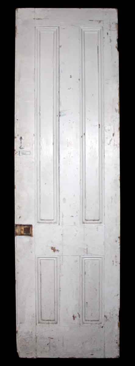Standard Doors - Antique 5 Pane Wood Passage Door 83.5 x 23.25