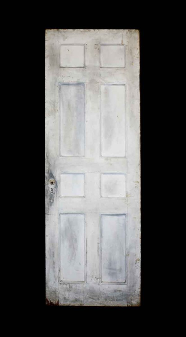 Standard Doors - Antique 8 Pane Wood Passage Door 95 x 33.5
