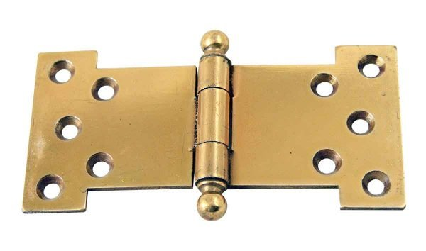 Cabinet & Furniture Hinges - Stanley Brass Parliament 2.5 x 5 Cabinet Hinge