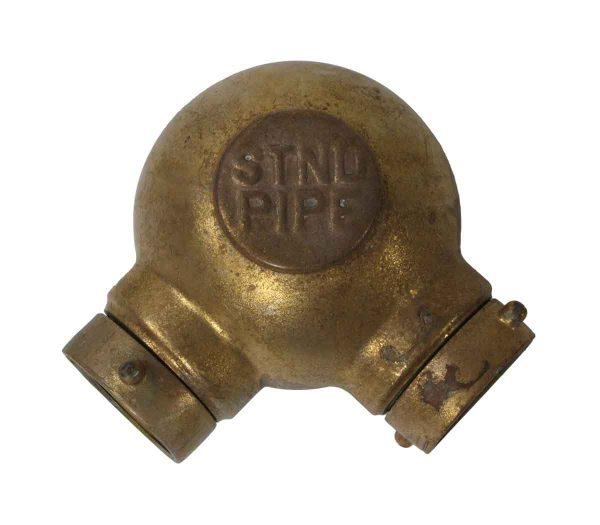Fire Safety - Bronze New York City Fire Hose Stand Pipe