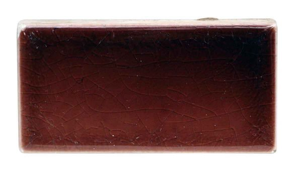 Wall Tiles - Antique Mahogany Red Hearth Wall Tile 3 x 1.5
