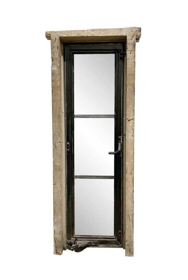 Reclaimed Windows - Reclaimed Tudor Encasement Window 36 x 12
