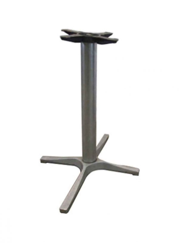 Table Bases - Reclaimed Metal Bistro Table Base