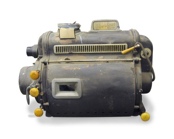 Electronics - Vintage NYC Times Square Theater JE Mcauley MFG Movie Projector